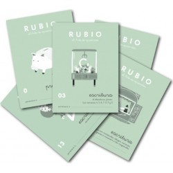 CUADERNO RUBIO PREESCRITURA Nº0